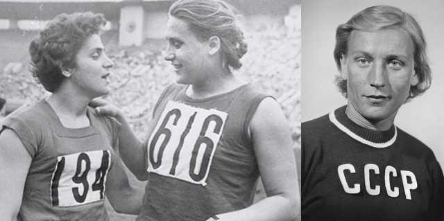 Гермафродитизм женщин в советском спорте