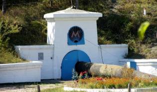 Фото: водопроводный тоннель в Ялте — интересные факты