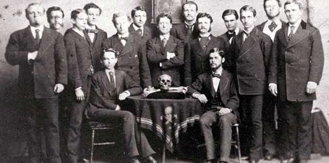 Череп и кости - общество «мирового порядка»