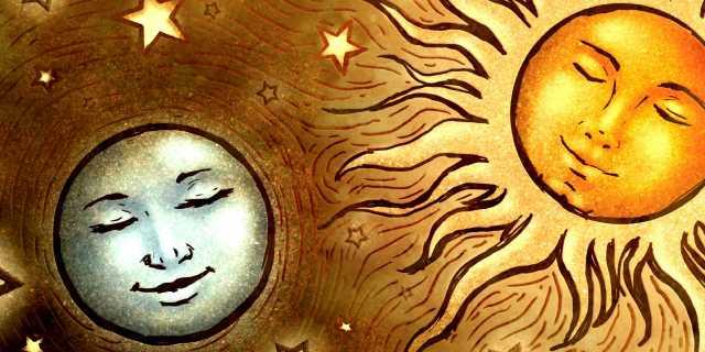 Кто вы Солнце или Луна с точки зрения астрологии?