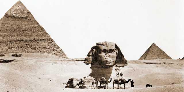 Большой Сфинкс в Египте - какие тайны скрывает изваяние?