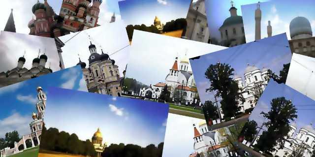 Церкви, храмы, монастыри - фотографии и история
