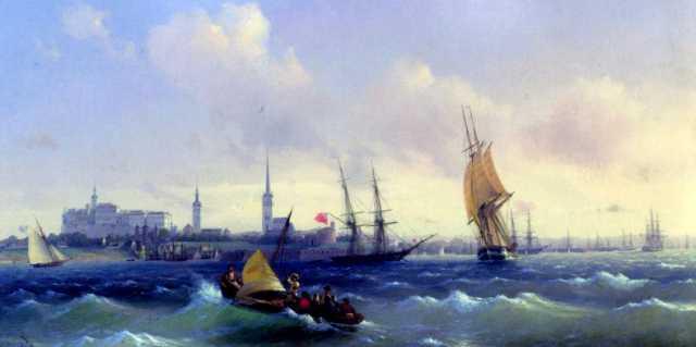 Картина Море Айвазовского - история похищения