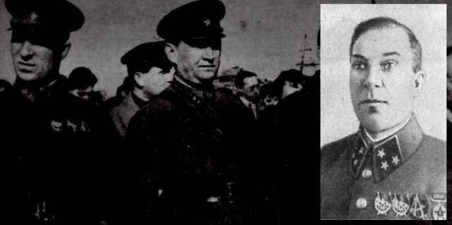 Генерал Михаил Лукин - биография в плену
