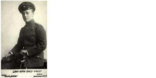 Арко ауф Валлей - убийство премьер-министра Баварии