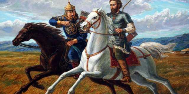 Почему Александр Невский породнился с ханом Золотой Орды?