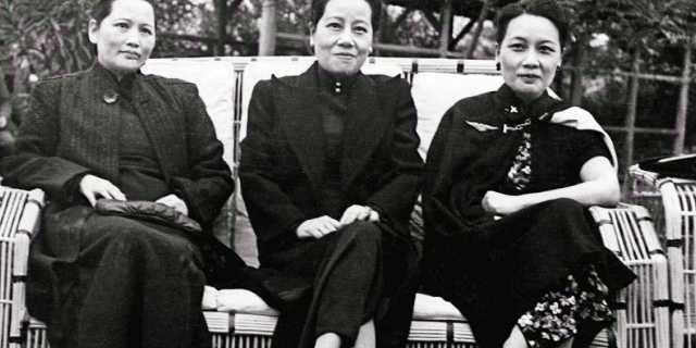 Сёстры Сун - значение в политической жизни Китая