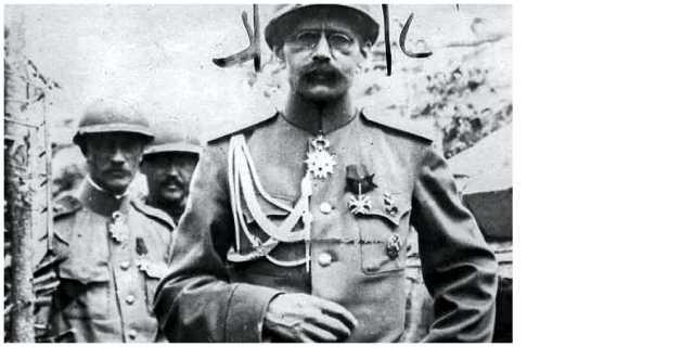 Генерал Иван Беляев в Парагвае