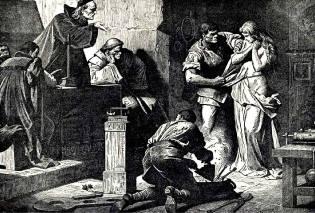 Фото: инквизиция и проказа — интересные факты