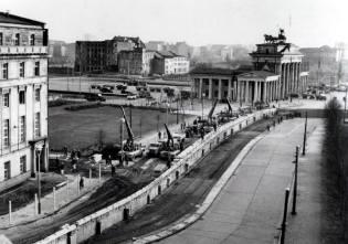 Фото: Берлинская стена — интересные факты