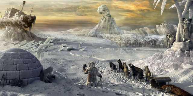 Причины Малого ледникового периода 1312-1791 гг. в Европе