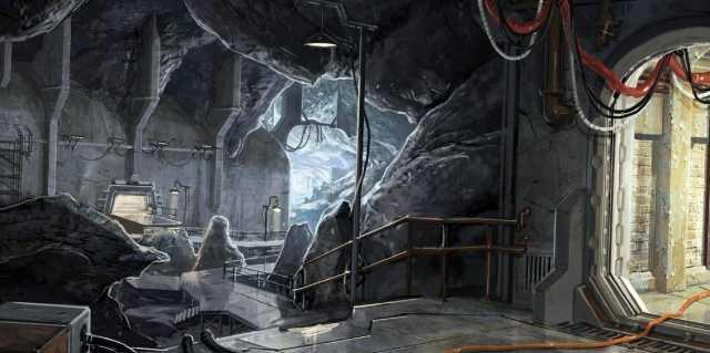 Подземная база пришельцев в Царичине