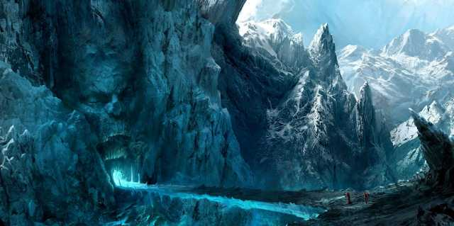 Призраки гор и горные духи
