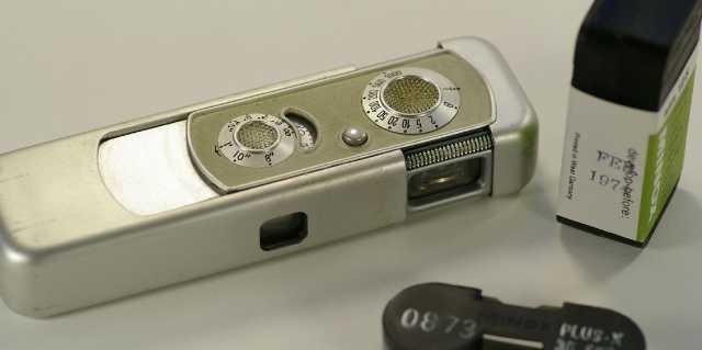 Шпионские фотоаппараты - история появления скрытой камеры