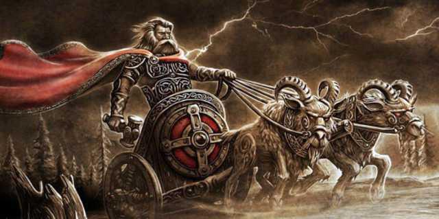 Древние боги войны языческого мира