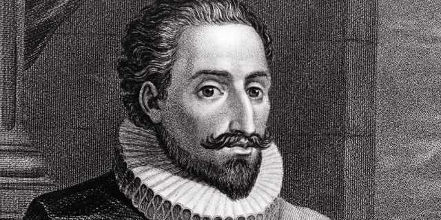 Дон Мигель де Сервантес Сааведра - биография