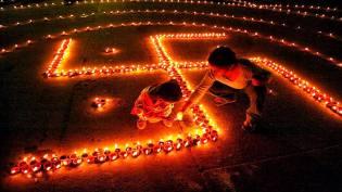 Фото: праздник Дивали — интересные факты