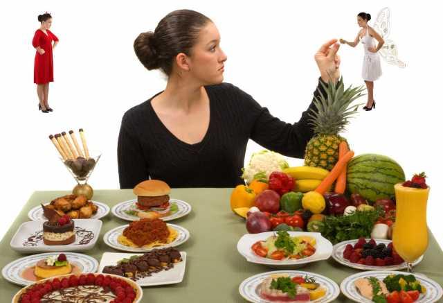 Самая лучшая диета по типу темперамента женщины