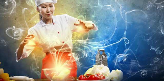 Магическая еда для исполнения задуманных желаний