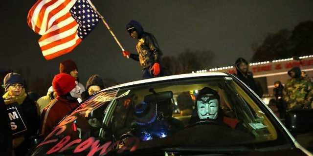 Восстания и мятежи в США - неизвестные факты