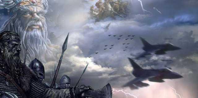 Скандинавская мифология и боги викингов