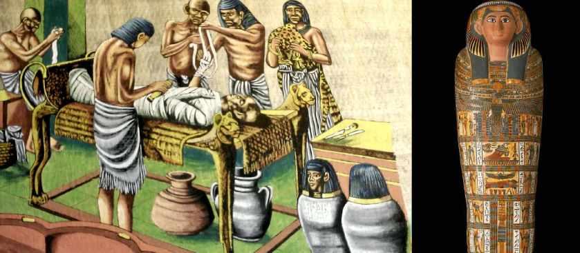 Сколько стоила мумификация фараона?