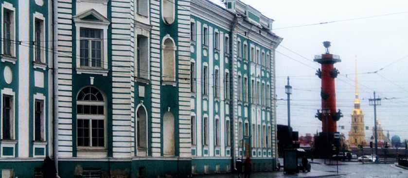 Достопримечательности Петербурга - интересный город