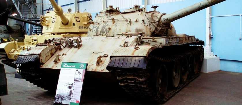 Танковый музей Бовингтон в Англии