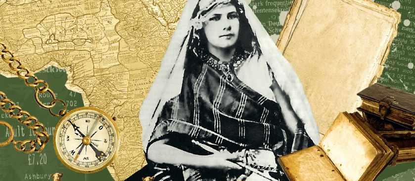 Изабелла Эбергардт - русская странница в Сахаре