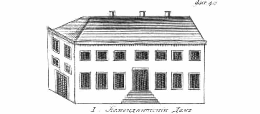 Фото: расселение на приневских землях в конце 17 века