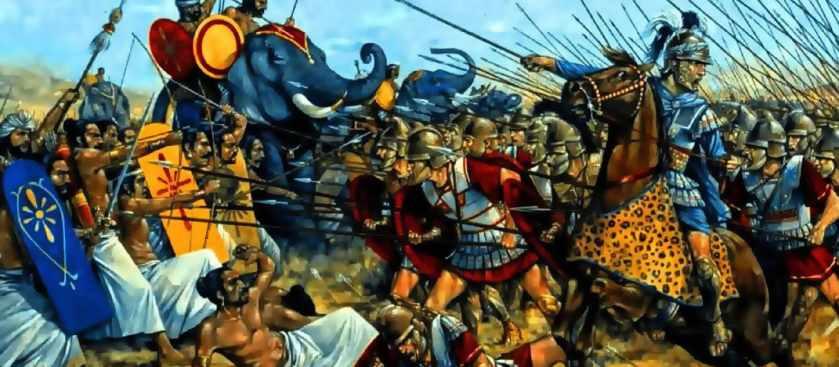 Зачем был нужен Индийский поход Александра Македонского?