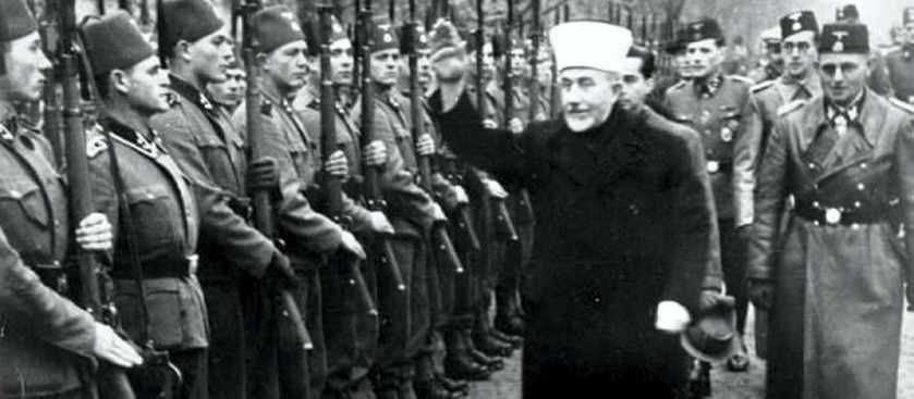Свиной бунт в хорватской дивизии СС «Ханджар» против немцев