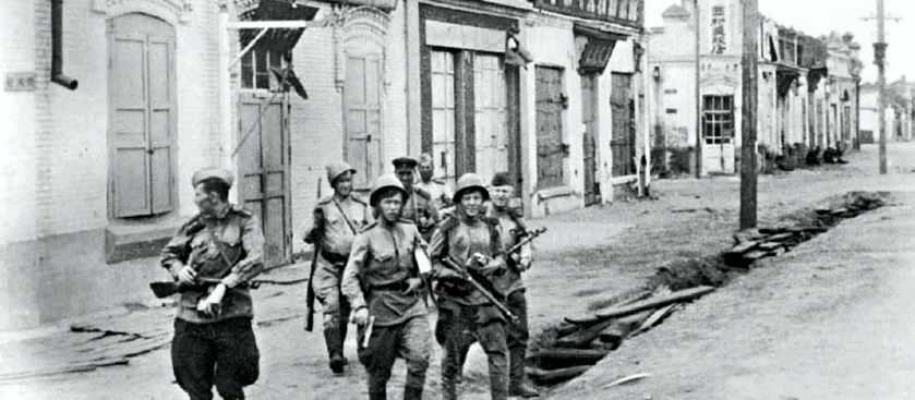 Советско-японская война причины и участники кратко