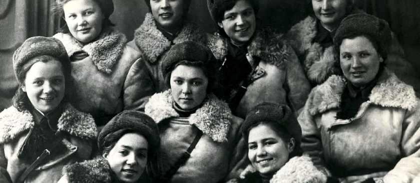 Подвиг женского партизанского отряда Колесовой
