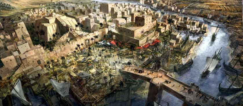 Цивилизация Аккада и Шумера