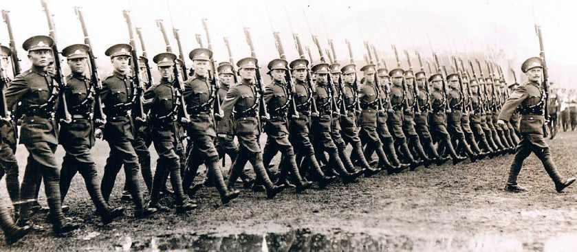 Русский Шанхайский полк в Китае