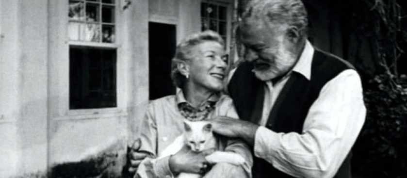 Эрнест Хемингуэй и Мэри Уэлш - история любви