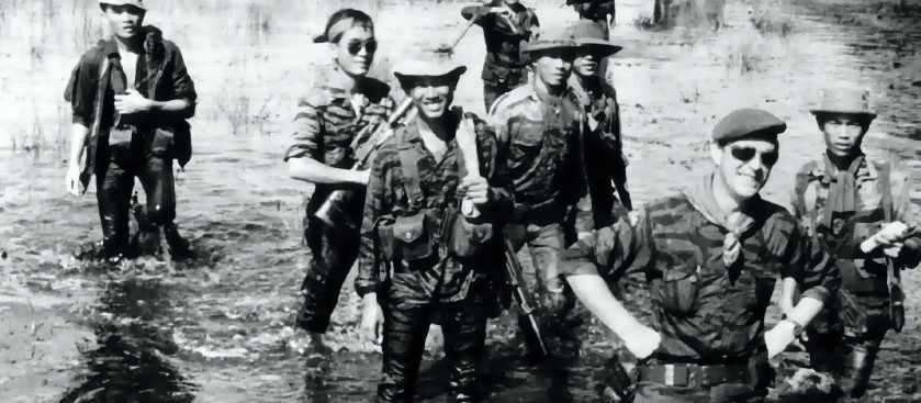 Зелёные береты США - убийства во Вьетнаме