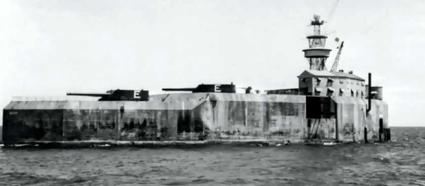Форт Драм: бетонный линкор в войне США против Японии
