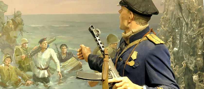 Война за Курильские острова между СССР и Японией в 1945 году