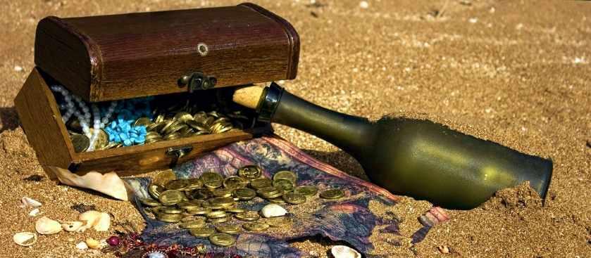 Пиратские клады: Кто придумал миф о сокровищах корсаров?
