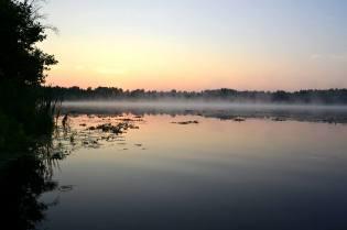 Фото: тайны озера Светлояр — интересные факты