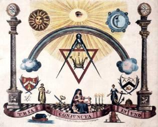 Фото: масоны кто это? — интересные факты