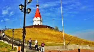 Фото: пирамиды в Красноярске — интересные факты