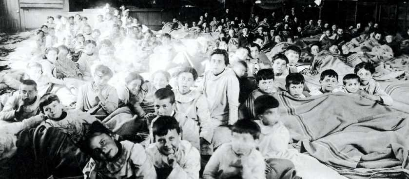 Детские концлагеря: Геноцид детей в Канаде