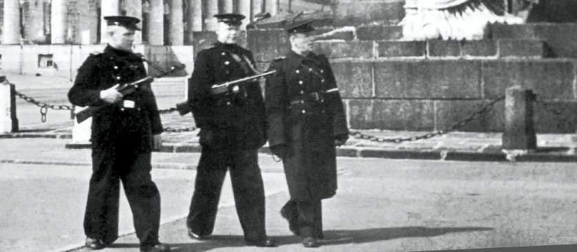 Преступность в Ленинграде сразу после войны