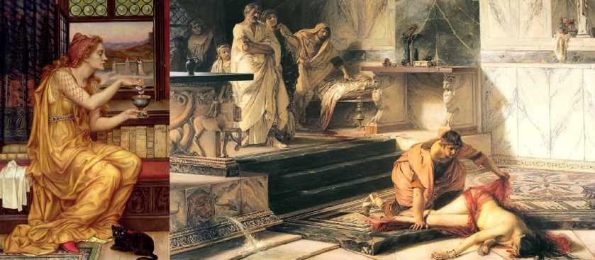 Лукуста - беспощадная отравительница Древнего Рима