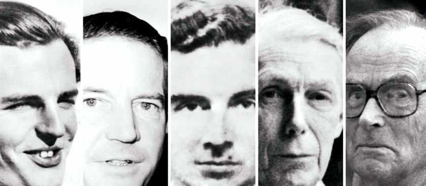 Кембриджская пятёрка разведчиков СССР