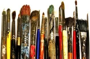 Фото: кисточка для рисования — интересные факты