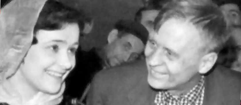 Людмила Марченко - отношения с Иваном Пырьевым